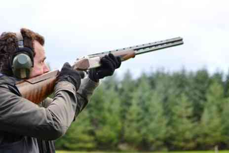 Ian & Gareth Butler Shooting School - Clay pigeon shooting in Worcestershire - Save 55%