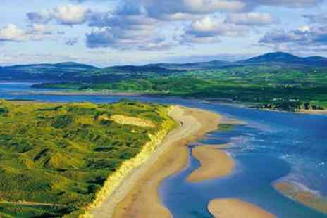Ballyliffin Lodge - Donegal getaway with breakfast & welcome drink - Save 44%