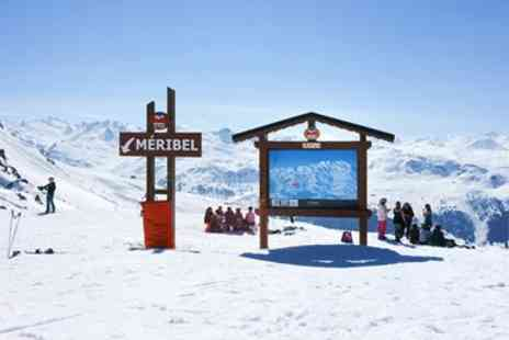 Alpine Elements - Christmas in Meribel with flights, transfers and meals - Save 0%