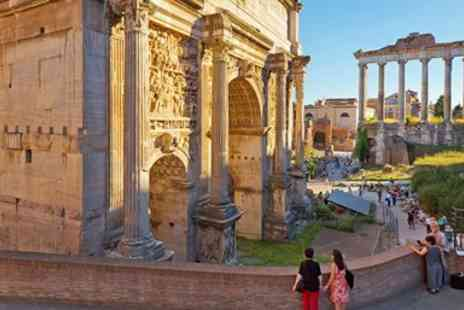 Hotel Ripa Roma - Rome hotel stay with breakfast & wine - Save 0%