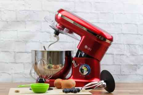 Groupon Goods Global GmbH - Dihl 800W Food Stand Mixer With Free Delivery - Save 44%