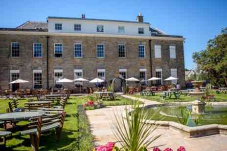 Stanmer House - Afternoon Tea for Two with Optional Glass or Bottle of Prosecco - Save 35%