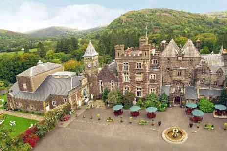Craig Y Nos Castle - One or Two Nights Stay for Two with Breakfast and Castle Tour - Save 44%