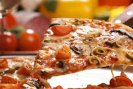 Joules Bar & Restaurant  - Pizza and Glass of Wine Each for Two - Save 52%