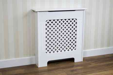 Groupon Goods Global GmbH - Radiator Cover in Choice of Design - Save 52%