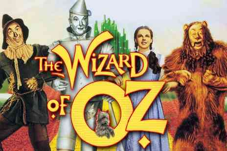 Royal Hippodrome Theatre - One ticket to The Wizard of Oz with ice cream - Save 32%