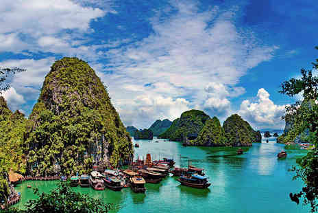 Luxury Vietnam Tour with Optional JW Marriott Marquis Dubai - Five Star Captivating Culture of Vietnam with Optional Dubai Stopover - Save 88%