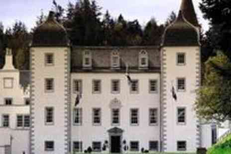 De Vere - Luxury one night Scottish Borders package for two - Save 59%