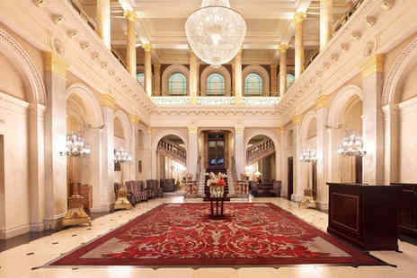 The Grosvenor Hotel - 4* Central London Hotel Stay for Two in Historic Grandeur Surrounded by Attractions - Save 72%