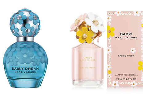 Fragrance and Cosmetics - Marc Jacobs Fragrance Selection Choose 14 Scents - Save 27%