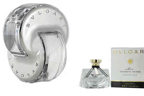 Fragrance and Cosmetics - Bvlgari Womens Scents Choose Four Options - Save 56%