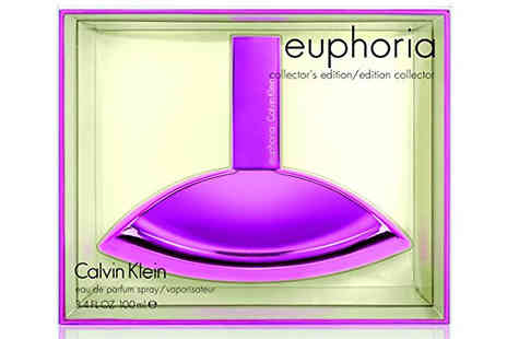 Fragrance and Cosmetics - Calvin Klein Euphoria Eau de Parfum 100ml Spray - Save 53%