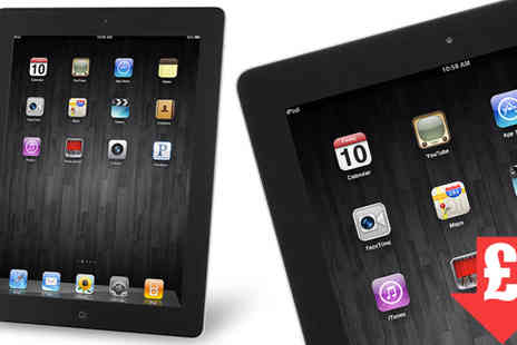 Ultimo electronics - iPad Four 16Gb Wi Fi Choose black - Save 37%