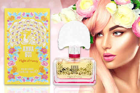 Deals Direct - 50ml bottle of Anna Sui Flight of Fancy EDT - Save 38%