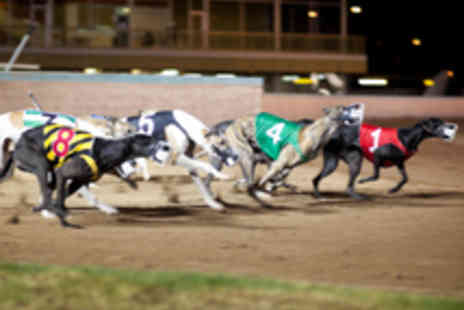 Swindon Greyhounds - Three Course Meal and Wine for Two - Save 52%
