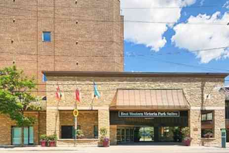 Best Western Plus Ottawa Downtown Suites - Downtown Hotel Stay - Save 0%
