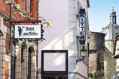 Hotel zum Ritter Fulda - Two night city break in Hesse - Save 0%