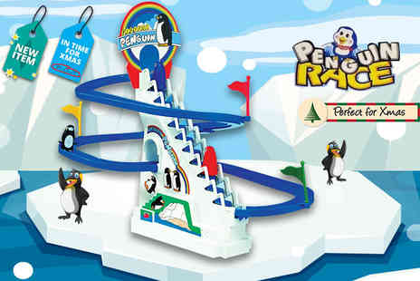 Paperdollz - Penguin race and slide game - Save 70%