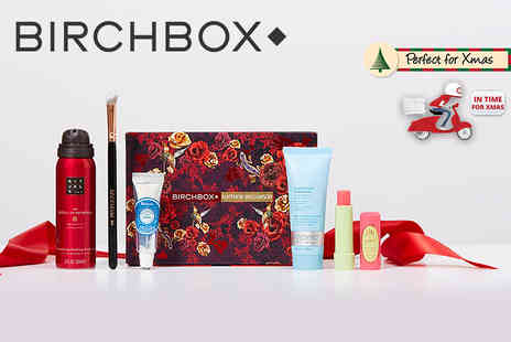 Birchbox - Two Birchboxes with 10 Branded Beauty Products - Save 50%