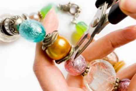 Midas Touch Crafts - Jewellery Making Class for One or Two - Save 0%