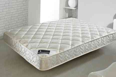Groupon Goods Global GmbH - Eclipse Pocket Mattress With Free Delivery - Save 67%