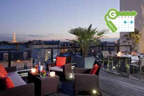 L Edmont Hotel - Superior Double Room for Two with Breakfast - Save 38%