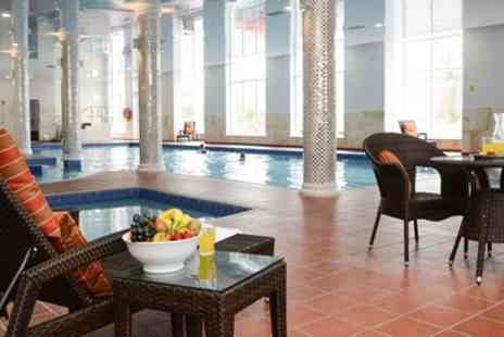 Clanree Hotel - Two Night Stay for Two People with Wine, Leisure Access and Late Check Out - Save 0%
