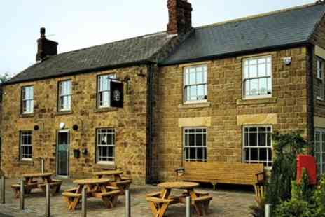 The Stag Restaurant - Two Course Meal with Drinks for Two or Four - Save 54%