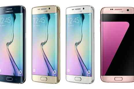 Anovo - Refurbished Unlocked Samsung Galaxy S6, S6 Edge or S7 Edge With Free Delivery - Save 0%