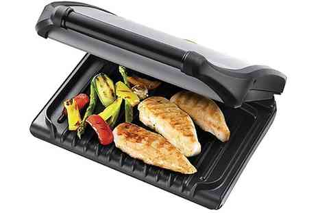 Groupon Goods Global GmbH - George Foreman Five Portion Family Grill - Save 57%