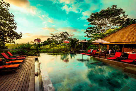 Jungle Retreat Ubud - Fiv Star Secluded Ubud and Relaxation Near the Beach - Save 59%