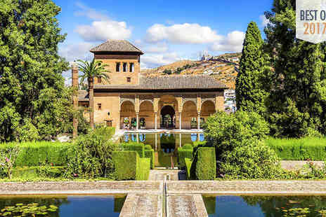 Beautiful Andalusia Tour - Fly and Drive Andalusia - Save 39%