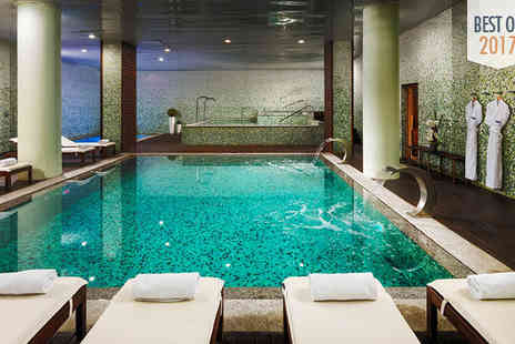 H10 Marina Barcelona - Four Star Superb Spa, Amazing Views and a Spectacular Location For Two - Save 80%