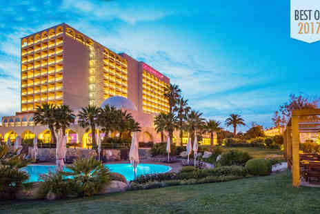 Crowne Plaza Vilamoura - Five Star Luxury Stay For Two in the Algarve - Save 80%