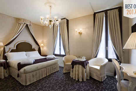 UNA Hotel Venezia - Four Star Classic Venetian Style in the Cannaregio District For Two - Save 80%