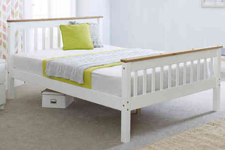 Amani International - Single The Devon Solid Pine Bed - Save 54%