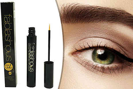 Forever Cosmetics - Fablashous Luxury Eyelash and Eyebrow Enhancer - Save 60%