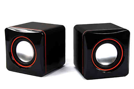Playtech - Humlin Usb Speakers - Save 0%