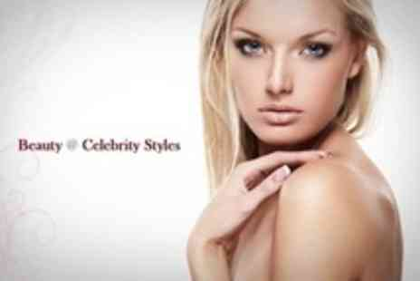 Beauty @ Celebrity Styles - Towards Worth of Up To Three Treatments - Save 62%
