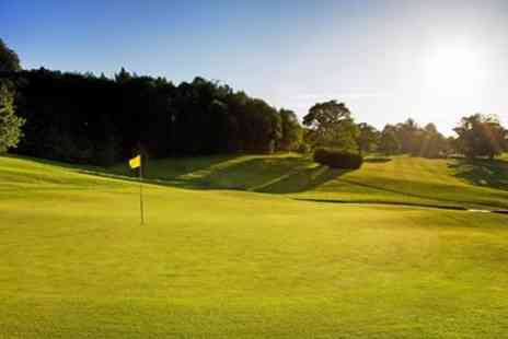 Rudding Park - 18 holes of golf for up to 4 - Save 50%