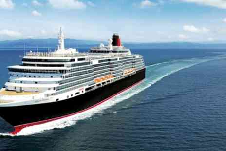 Cruise Circle - Sixteen night Cunard Mediterranean cruise with flights - Save 0%