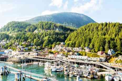 Cruise Circle - Premium Holland America Alaska cruise with flights - Save 0%