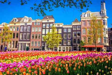 Weekender Breaks - Two or three night Amsterdam city break with flights - Save 0%
