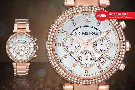 Gray Kingdom - Michael Kors MK5491 watch - Save 61%