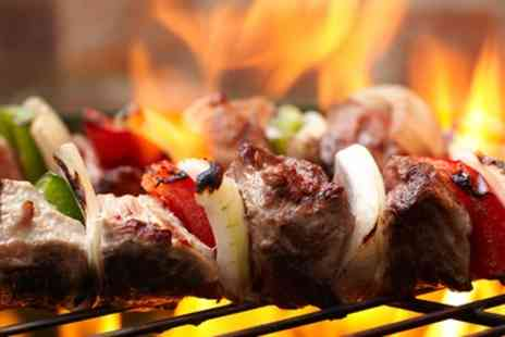Rodizio Rico - All You Can Eat Brazilian Barbecue with Cocktail - Save 43%