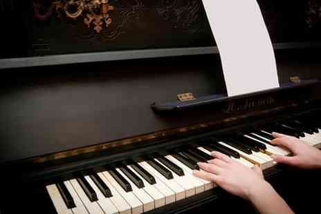 UK Pianos Hackney - Eight Individual Music Lessons - Save 72%