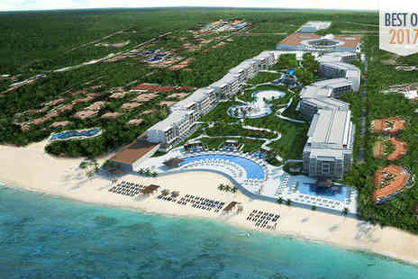 Royalton Bavaro Resort & Spa - Five Star All Inclusive Caribbean Paradise Opening Early 2018 - Save 73%