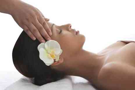 The London Centre of Indian Champissage - Choice of one hour treatment with a welcome drink and goody bag - Save 72%