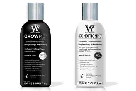 Groupon Goods Global GmbH - Watermans Hair Growth Products - Save 23%