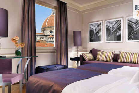 Hotel Brunelleschi - Four Star Romantic Stay in Former Byzantine Tower For Two - Save 49%